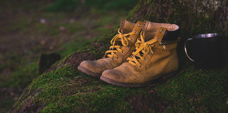 Handla skor till hösten