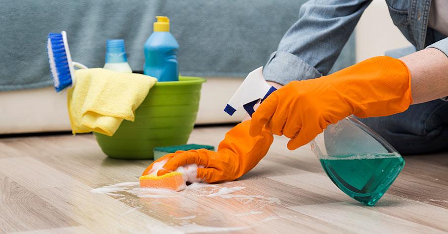 Misstagen du vill undvika när du städar